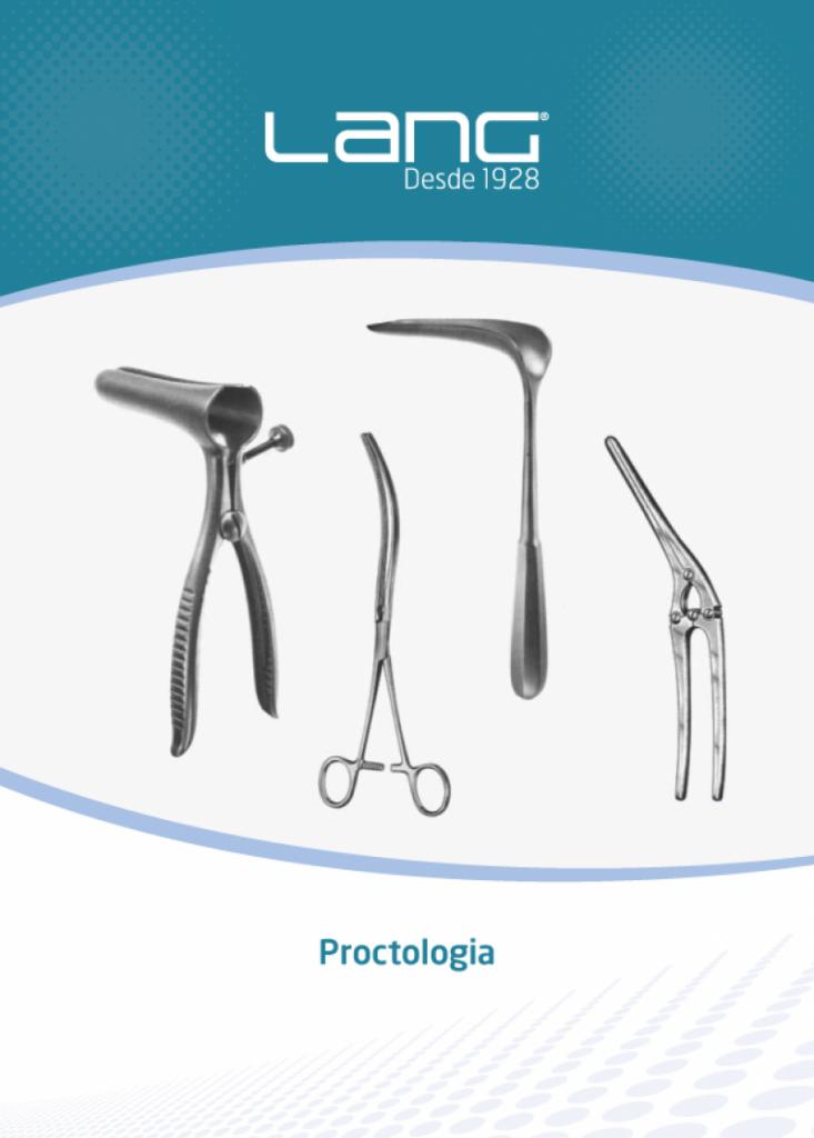 lang 16 proctologia