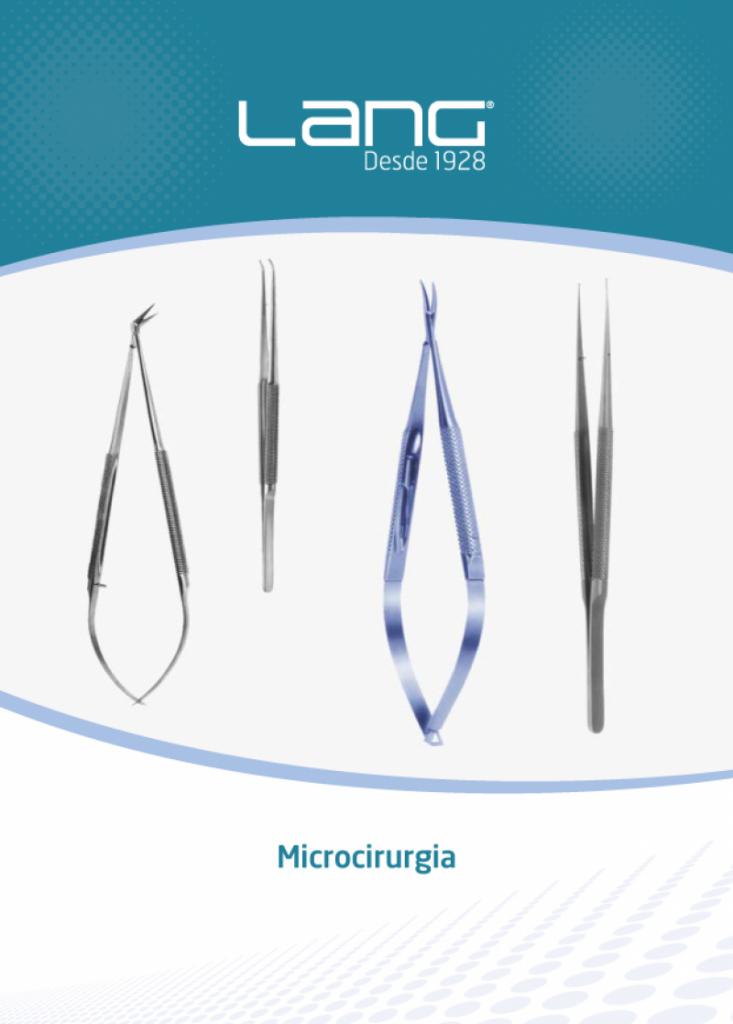lang 23 microcirurgia
